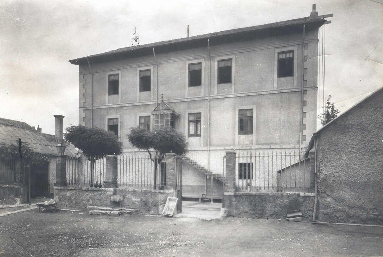 foto fachada antigua